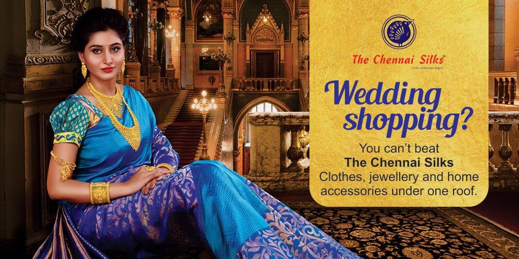 The Chennai Silks in Coimbatore   Shopping